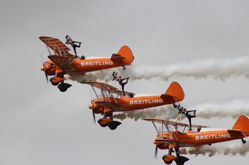 Breitling Wingwalkers (SGLO -@P. Righart van Gelder)